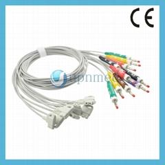 Philips Trim 1/2/3 ECG lead wire set