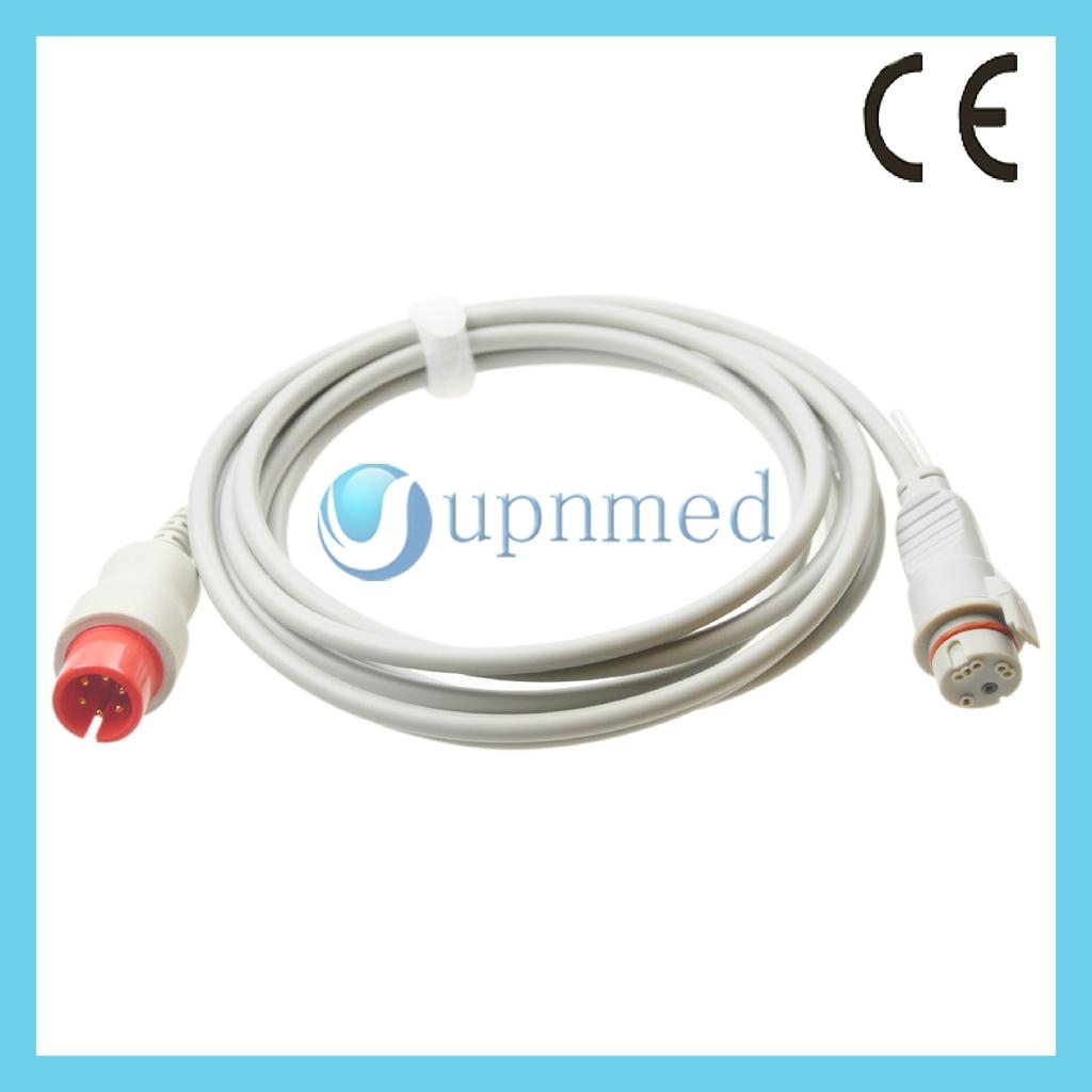 Mindray Spacelabs IBP Adapter Cable to BD PM6000