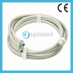 Ohmeda Neonate Blood Pressure cuff air hose , two tube