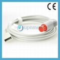 Datex Utah Transducer Adapter IBP Cable