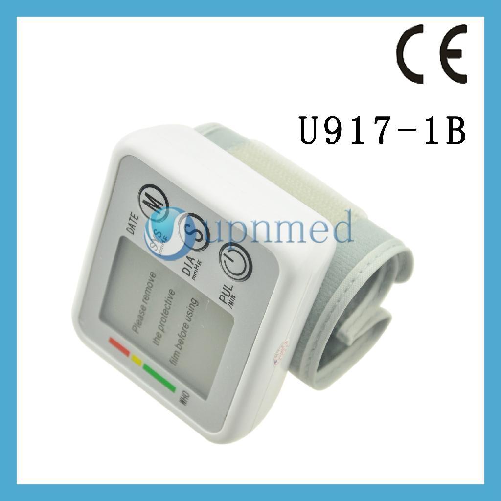 Wrist Electronic Blood Pressure Monitor