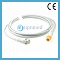 Siemens Drager IBP cable to BD adapter