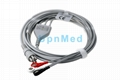 Colin BP88S ECG cable