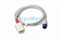 Mindray T5 masimo Oximax spo2 sensor