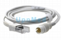 Choice Oximax spo2 adapter cable