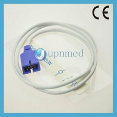 Nellcor MAX-A/N  Adult/Neonatal Disposable Spo2 sensor,9pin with oximax