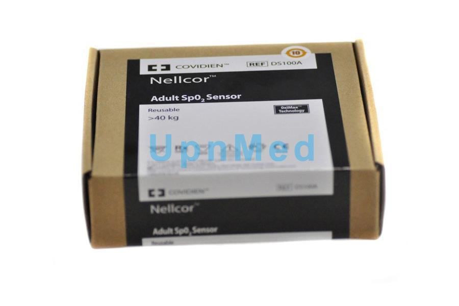 Original Covidien Ds100a Nellcor Adult Spo2 Sensor