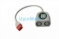 Spacelabs 700-0028-00 to Dual 6-Pin IBP
