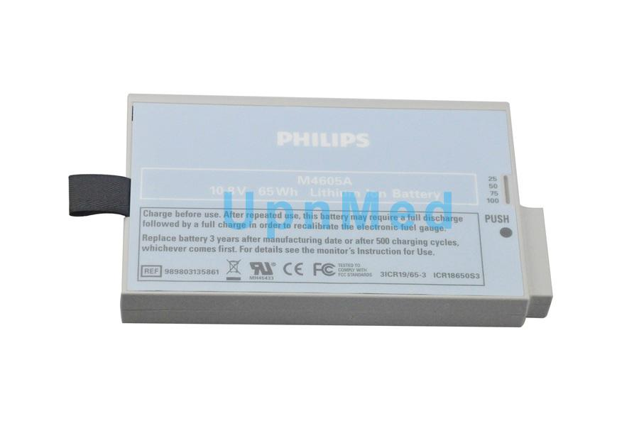 Philips M4605A Lithium Lon Battery 989803135861