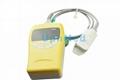 Hand-held pulse oximeter