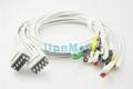 GE-Marquette Multi-Link 10-lead EKG leadwires