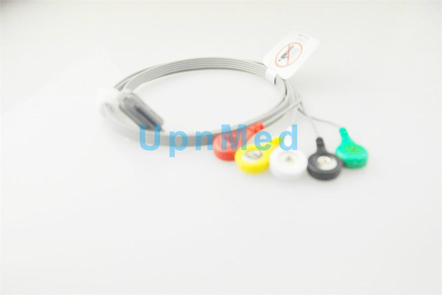 BI9800 Holter 5 lead