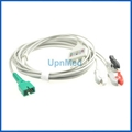 MEK ECG Cable with leadwires