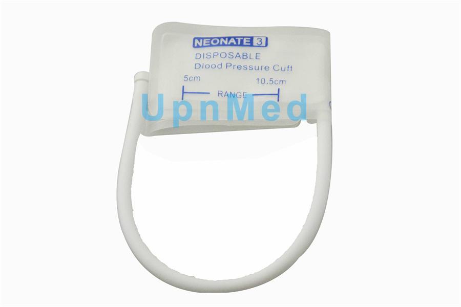 Disposable TPU NIBP cuff 3