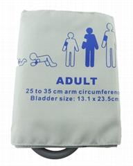 Mindray reusable adult single tube NIBP cuff