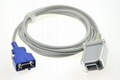 DOC-10 Nellcor OxiMax spo2 Adapter Cable