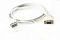 SCP-10 MC-10 Nellcor spo2 Adapter Cable