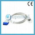 GE Marquette spo2 adapter cable,nellcor tech