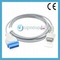 GE-Marquette Masimo Module spo2 adapter cable