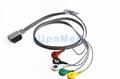 Philips digitrak XT holter 5 lead ecg