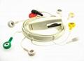 Mortara Holter ECG 10 lead  wires set
