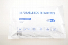 Disposable pediatric ECG Electrodes