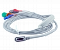 GE SEER Light Holter patient cable