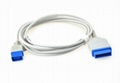 TS-G3 GE TruSignal spo2 extension cable
