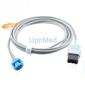 GE-Ohmeda OXY-OL3 spo2 extension cable,9pin to 8p