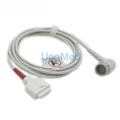 Corpuls 3 to Masimo LNCS 11 pins SpO2 Adapter Cable