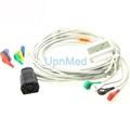 ZOLL 10 lead ECG EKG cable