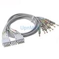 Mortara Eli230 ECG 10 lead wires