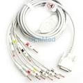 Edan SE-3/SE-601B 10 lead ekg cable wth