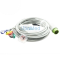 Lifepak12 Medtronic  Physio-Control 10 lead ECG  Cable with leadwires