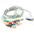Fukuda Denshi 10 Lead EKG cable with