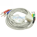 Burdick EK-10 one piece EKG cable with
