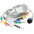 KENZ PC-104 one-piece 10 Lead  EKG cable