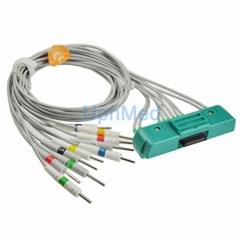 Nihon Kohden ECG-9320 EKG cable