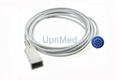 545301 Datex Ohmeda 3 lead ECG Trunk cable