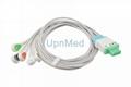 0012-00-1503-01 Datascope ECG 5 lead wires