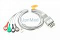 Colin ECG lead wires