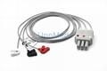 5956458 Siemens/draeger 3 lead ECG  lead wires