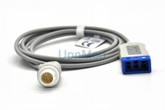M1510A M1500A HP Philips 3-Lead ECG Trunk cable