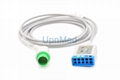 Spacelabs 5 lead ECG Trunk  cable