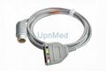 Siemens 5 lead ECG Trunk cable
