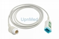 Philips M1669A  3 Lead ECG Trunk cable