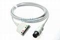 0010-30-42782 Mindray Datascope 5 Lead ECG Trunk cable