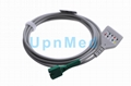 MEK ECG Cable with leadwires MP1000
