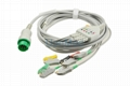 Biolight M series One piece 5 lead ECG cable
