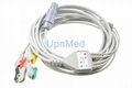 Primedic 4-lead ECG Cable with leadwires